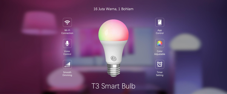 T3 Smart Bulb
